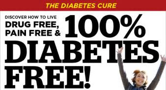 cure for diabetes